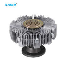 High performance hot sale OEM 16250-1730A Engine Radiator silicone oil fan clutch for HINO TRUCK