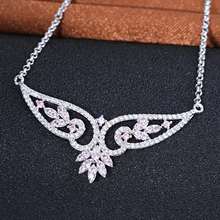 Hot Sale Women Floating Charm Locket Necklaces 2014 Necklace Silver Four Leaf Clover