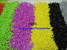 HIPS black Reprocessed granules/HIPS.HIPS Plastic granules.high impact polystyrene factory price