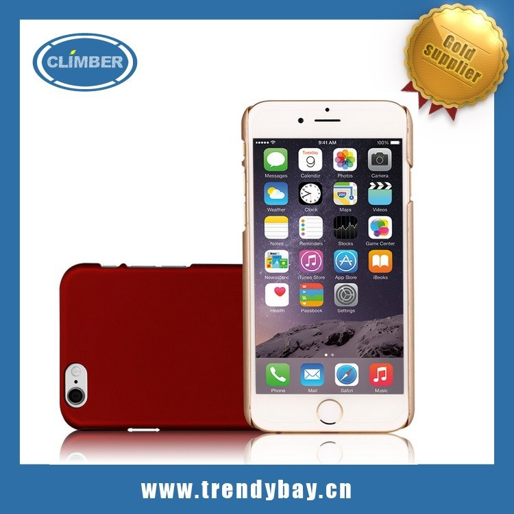 many color to choose hard pc MOSKII brand cover case for iphone 6