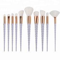 Factory price custom logo helix cheap makeup brush
