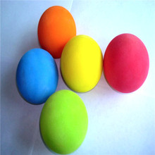 finely process flatable/inflatable soft foam sponge rubber ball