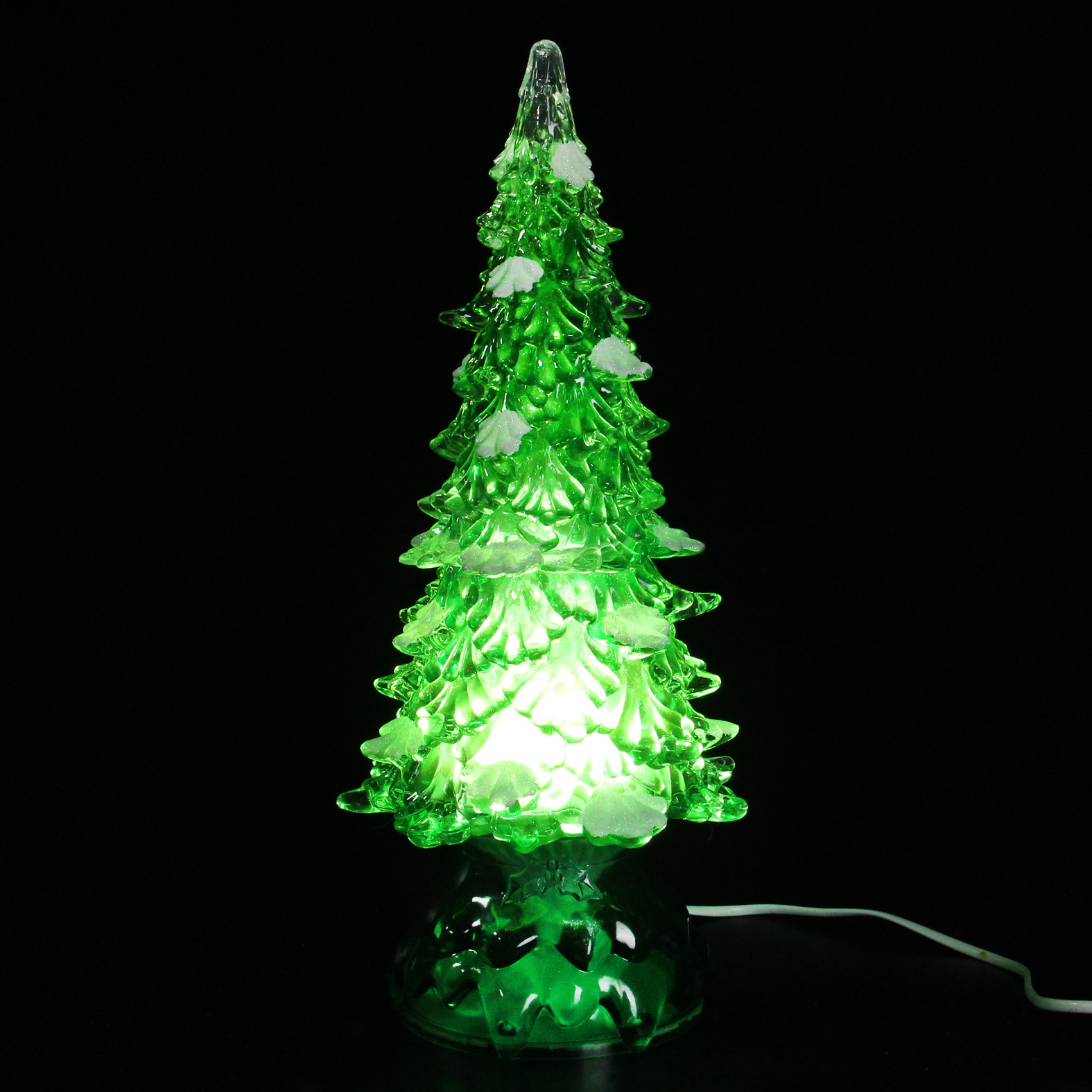 battery holder acrylic christmas light cristmas <strong>decoration</strong>