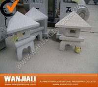 Granite Lantern Decoration
