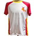 custom sports short sleeve tshirt ,Tersey dryfit tshirt China manufactory