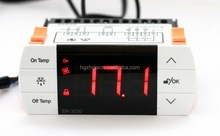 Double sensors Touch Digital Temperature Controller/low temperature control thermostat EK-3030