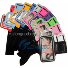 Waterproof running sport armband jogging case for Iphone 6