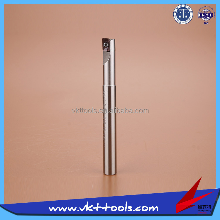 CNC Indexable Milling Tool in Milling Cutter Bar ---- 300R-<strong>C12</strong>-12-120-1T ----VKT