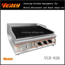 Restaurant Commercial Equipment Electric Lava Rock Grill/Charcoal Gril VLB-826