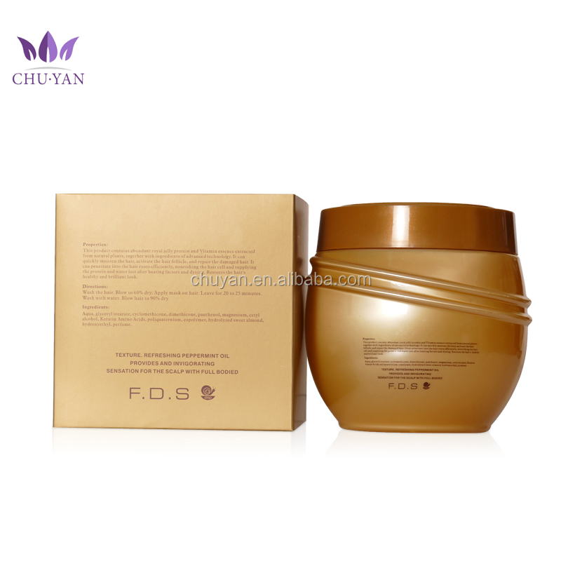 Argan oil hair mask for repair hair 1000ml