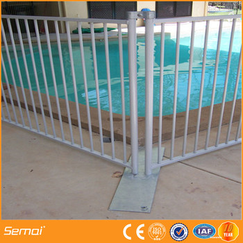 china supplier Switzerland temporary fence barriers outdoor events