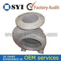 Sump Pump Impeller Replacement