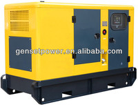 7kw to 50kw Soundproof Small Biogas Generator Price