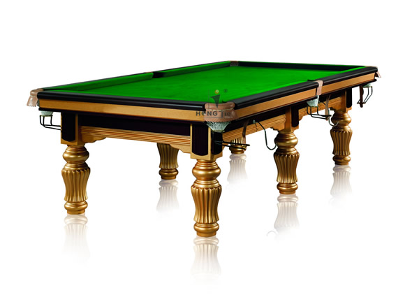 Chines Popular Style Of The Pool Table With Slate