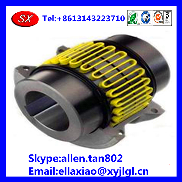 Customized snaky spring/Serpentine Spring used in coupling