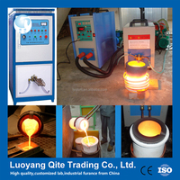 High frequency induction gold melting electric furnace/machine/equitment