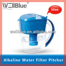 China Manufacturer Plastic Jug In Water Filters With Alkaline Replacement