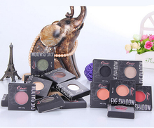Free samples cosmetics makeup eye shadow no logo eyeshadow
