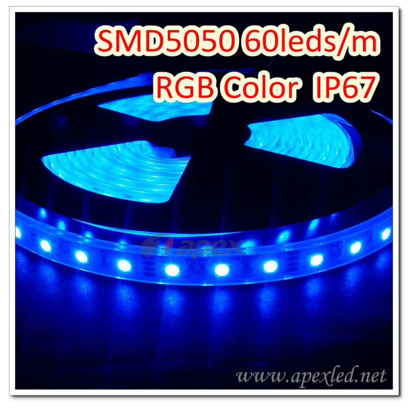 RGB Dream color smd5050 60LEDs ip67 tube decorative twigs lights
