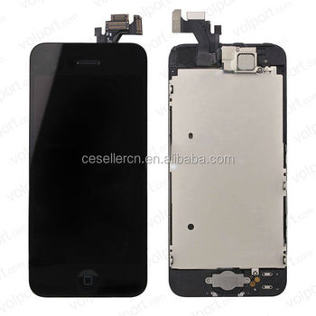 OEM Original LCD Display Assembly For iPhone 5G