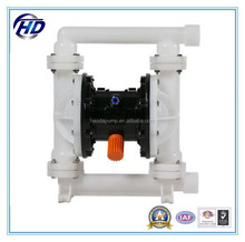 Slurry feeding pump of pneumatic diaphragm pump widely application in waste water treatment design