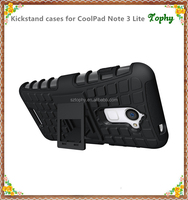 Mobile Phone Holster Hybrid Combo Case For Coolpad NOTE 3 Lite, Belt Clip Case For Coolpad NOTE 3 Lite