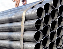 ASTM A106 Gr.B Sch40 Carbon Black SEAMLESS STEEL PIPE
