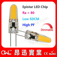 Wholesalers china high quality 2W 4000K GY6.35 G4 LED Lamp