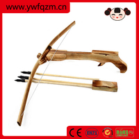 82CM outside playing toy wooden arrows hunting