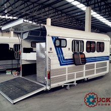 3 horse trailer standard version for sale