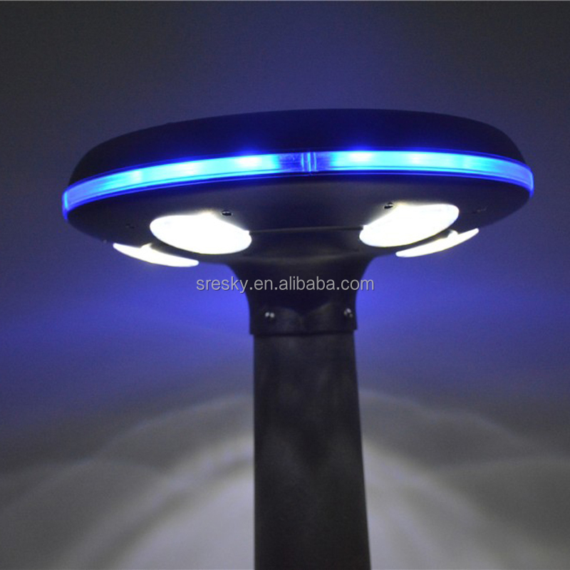 Best price of solar gate led light manufactured in China
