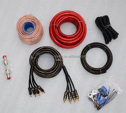 Good Quality RCA cable for car audio with 4gauge speaker cable rca cable car audio