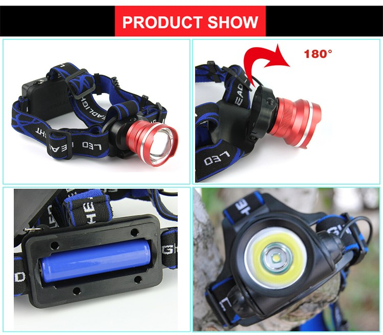 poland latest hiking online store chopper headlight 205