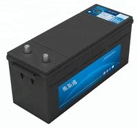 2018 hot sale and new style12V120AH Japanese German standard maintenance-free Truck car Battery