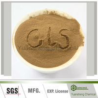 Calcium lignosulphonate MG-2/animal feed additive/dust control