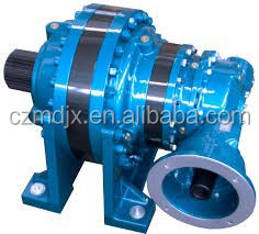 Power 0.25-55KW gears arrangment Planetary reducer