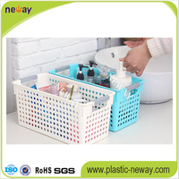High Quality Pretty Plastic Food Basket