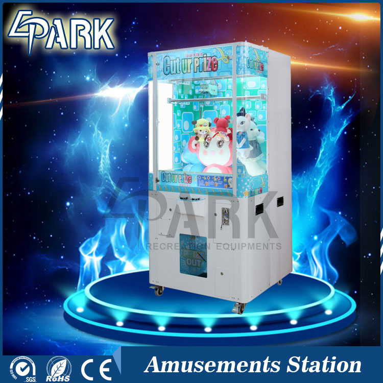 Coin Operated Toy Claw Gift Vending Machine Amusement Games