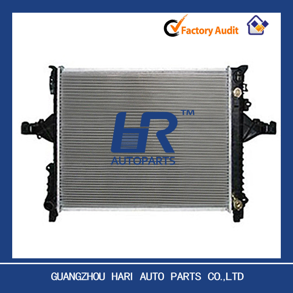 Hot Sale Aluminum Plastic car radiators for sale For Volvo C70,S60,S80,V70, CROSS COUNTRY '99-02 ATM