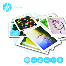 OEM customized 3D colorful printed postcard