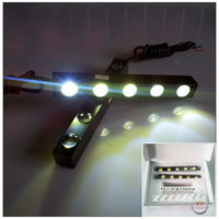 hot sale auto 12v led driving lights eagle eye drl
