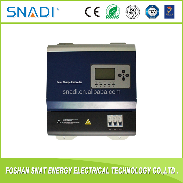 High voltage 192V/240V/384V PWM 50A/75A/100A price solar charge controller