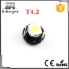 white/ blue/ red/green/ yellow/ ice bule/pink LED Dashboard Dash Light Lamp Bulb for Car