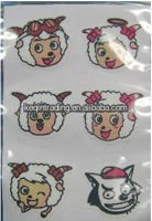Cartoon hello kitty mosquito repellent patch