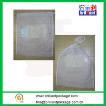 wholesale polyester lingerie mesh laundry bag for household washer