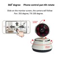 1.0Megapixel Mini Smallest WIFI IP Camera Face Recognition