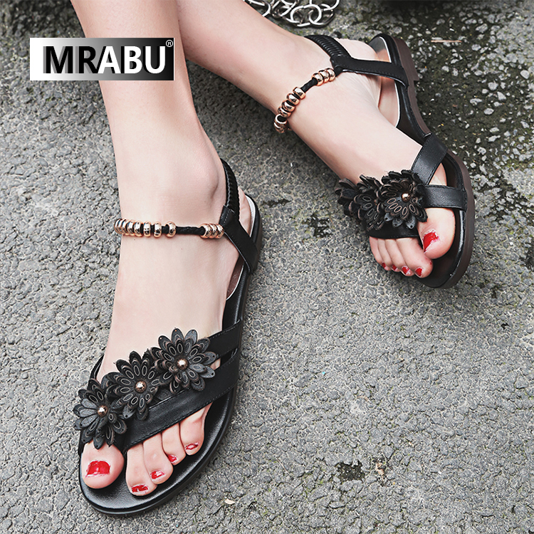 china wholesale new model women shoes 2017 flat sandals for ladies pictures