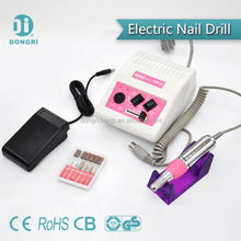 Portable vacuum nail art machine for nail care