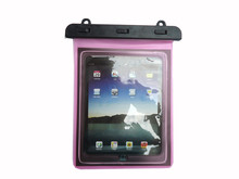 IPX8 10M Tablet Shockproof Waterproof Cases Pouch Dry Bag for iPad air 2 for Samsung galaxy Tab S for 9.7-10.2 inch Tablets