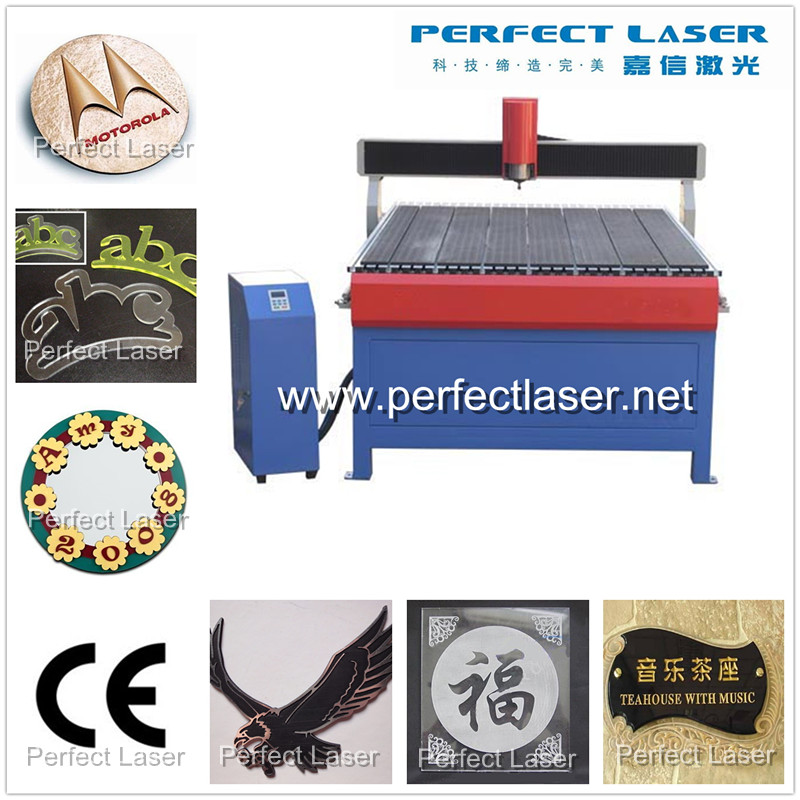 Plastic/Wood/ MDF/Plexiglas/Organic/Acrylic Wood Chair Parts CNC Engraving Machine for hot sale